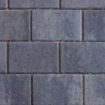 Rectangular block paving 200 mm x 125 mm