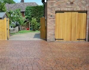 Pattern Imprinted Concrete Driveway Quotes