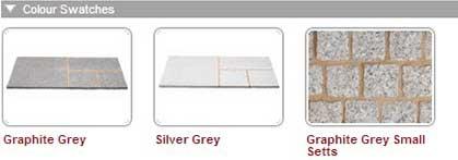 Granite Colour Swatches
