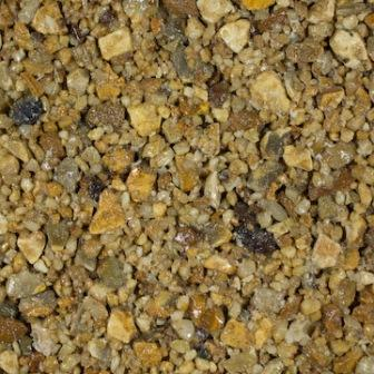 Resin Bound Aggregate - Golden Glow
