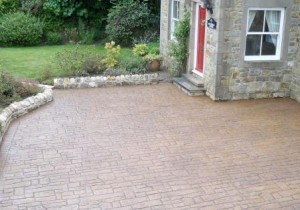 Pattern Imprinted Concrete Prices - Yorkshire Fieldstone