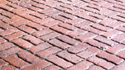 Pattern Imprinted Concrete Prices - Old Brick Basketweave