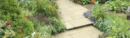 Garden Paving Quote - Natural Stone Paving Steps