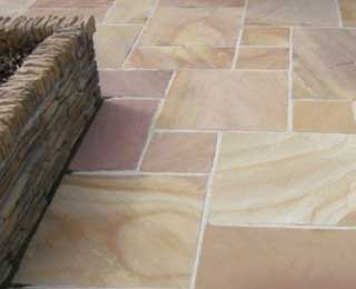 Paving Prices - Natural Stone Paving