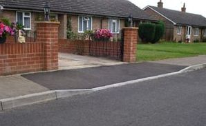 Stone Mastic Asphalt Road and Tarmac Pavement