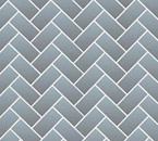 Herringbone 45° angle block paving pattern
