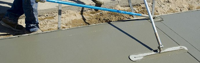 Commercial Concrete Installation