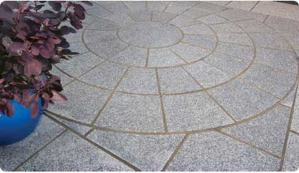 Natural Stone Paving Prices - Granite Circle