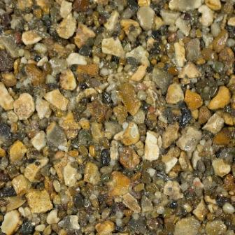 Resin Bound Aggregate - Harvest Crunch