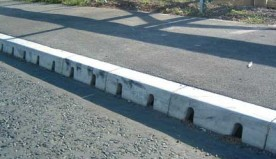 Kerb Drainage Channels