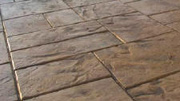 Pattern Imprinted Concrete Large Ashlar Slate