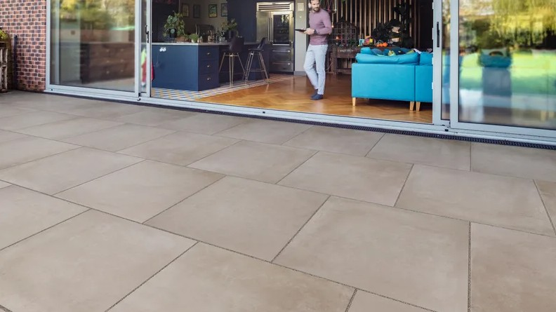 Porcelain paving prices - Marshalls Symphony Plus Urban