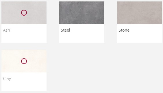 Porcelain paving prices - Marshalls Symphony Urban Colours