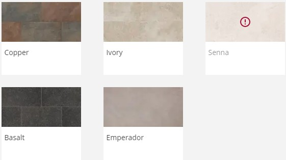 Porcelain Paving Prices - Marshalls Symphony Natural Colours