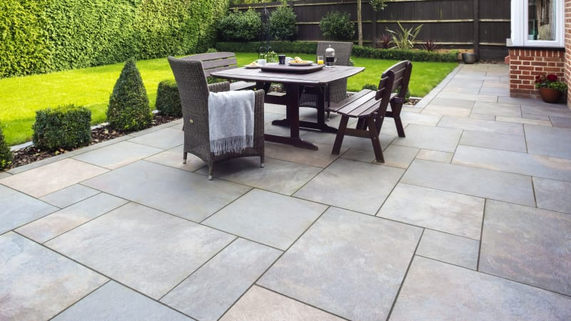 Porcelain Paving Prices - Marshalls Symphony Natural