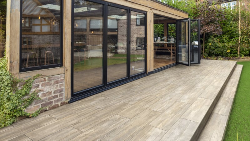 Porcelain Paving Prices - Marshalls Symphony Vitrified Planks