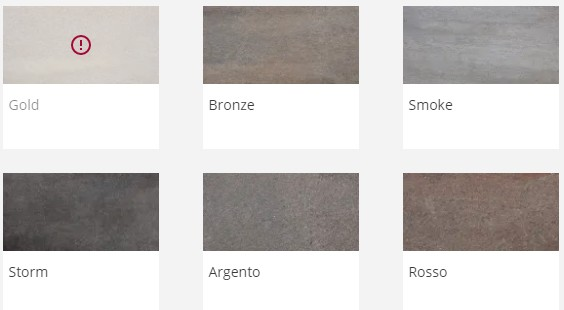 Porcelain Paving Prices - Symphony Vitrified Tumbled Colours