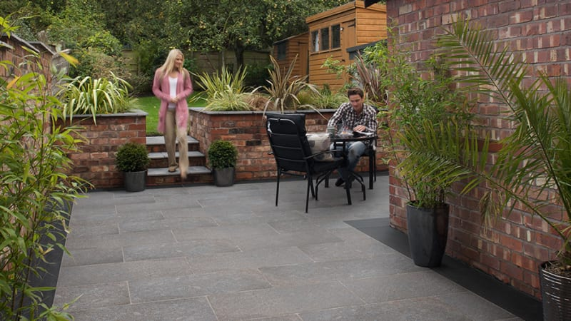 Porcelain Paving Prices - Symphony Vitrified Tumbled